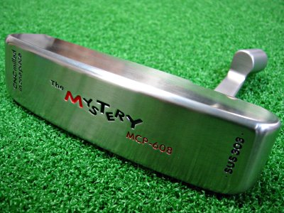 THE MYSTERY ピン型パター(SUS303)