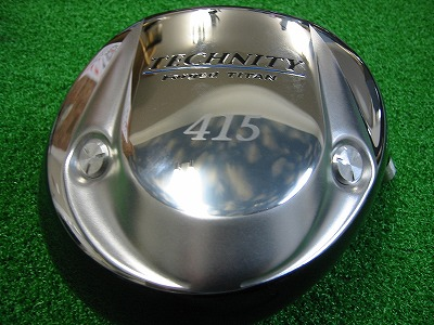 エポンゴルフ株式会社 TECHNITY 415ZR ルール適合モデル