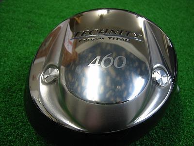 エポンゴルフ株式会社 TECHNITY 460ZR ルール適合モデル