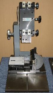 ゴルフギャレーヂ製ロフト・ライアングル測定器