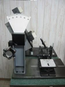 ゴルフギャレーヂの計測機