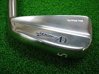 小ぶりの低重心のマッスルバックタイプ 共栄ゴルフ工業 Neo Muscle