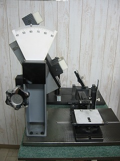 ロフト・ライアングル測定器 ゴルフギャレーヂ製
