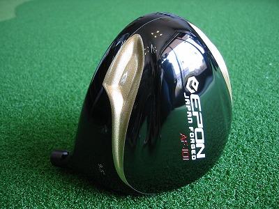 エポンゴルフ AF-101 BLACK