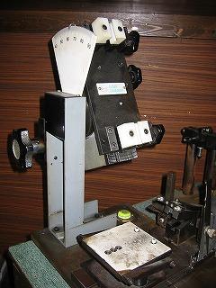 初代、ゴルフギャレーヂ謹製、ロフト・ライ計測専用器