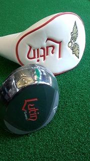 Lutin (ルーティン) ヘッドとゴルフカバー
