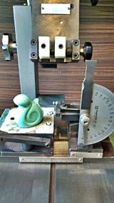 ゴルフギャレーヂ謹製 ロフト・ライ計測機器