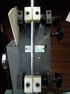 ゴルフギャレーヂ製 ロフト・ライ角計測器