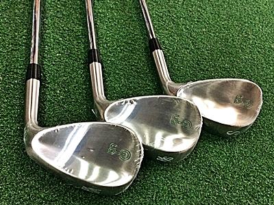 ゴルフギャレーヂ オリジナルウェッジ溝規制適合品バージョン