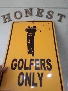 ゴルファーのために考えるていること