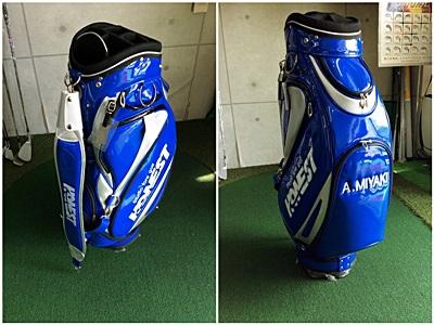 オネスト謹製オリジナルゴルフバッグ, honest's special golf bag