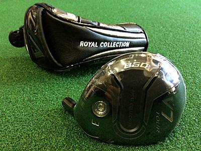 次を戦うためのヘッド, next Golf head