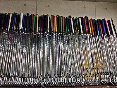 オネストで揃えてきた試打クラブ, trial golf clubs by HONEST