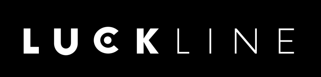 ラックラインロゴ2020 大, LUCKLINE logo large